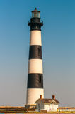 Bodie Island Lighthouse OBX Cape Hatteras. North Carolina stock photos