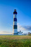 Bodie Island Lighthouse OBX Cape Hatteras. North Carolina royalty free stock images