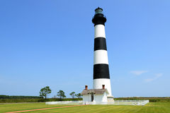 Bodie Island Lighthouse. royalty free stock image