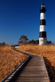 Bodie Island Lighthouse, Outer Banks royalty free stock images
