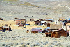 Bodie national state park, Royalty Free Stock Photography