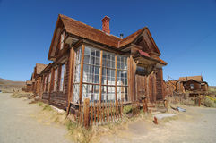 Bodie national state park, ca, usa Stock Images