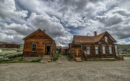 Bodie. Old mining ghost town near bridgeport Royalty Free Stock Photography