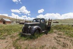 Bodie Pickup Truck Imagenes de archivo