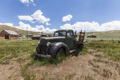 Bodie Pickup Truck Stock Images