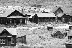 Bodie State Historic Park Stock Photography