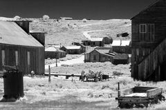 Bodie State Historic Park Royalty Free Stock Image