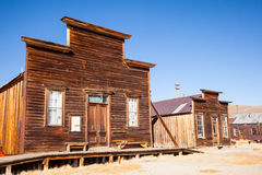 Bodie State Historic Park Royalty Free Stock Images