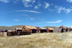 Bodie State Historic Park, Bridgeport, CA, USA stock images