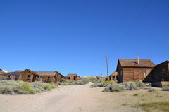 Bodie State Historic Park Royalty Free Stock Photography
