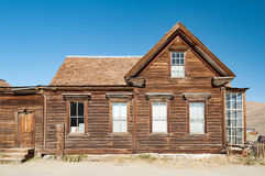 Bodie State Historic Park,  ghost town in the Bodie Hills, Mono Stock Photo