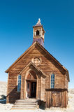 Bodie State Historic Park,  ghost town in the Bodie Hills, Mono Royalty Free Stock Photography