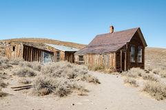 Bodie State Historic Park,  ghost town in the Bodie Hills, Mono Royalty Free Stock Photo
