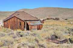 Bodie State Historic Park Royalty Free Stock Photos