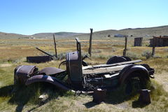 Bodie State Historic Park = old car Royalty Free Stock Images