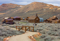 Bodie town Stock Photos