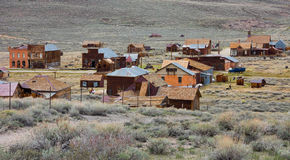 Bodie town Stock Images