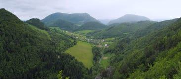 Bodina near Sulovske skaly Stock Photography