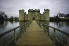 bodium城堡 库存图片
