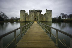 Bodium castle Stock Image