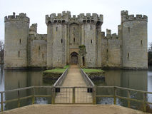 Bodium Castle Royalty Free Stock Images