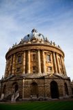 Bodleian library building Stock Image