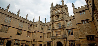 Bodleian Library Royalty Free Stock Images