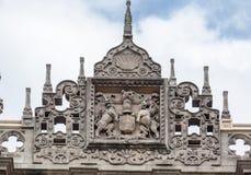 Bodleian Library Oxford England Stock Photo