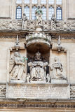 Bodleian Library Oxford England Royalty Free Stock Photo