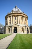 Bodleian Library Oxford. Bodleian Library Radcliffe Camera Oxfordshire Stock Photography