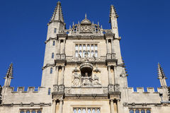 Bodleian Library in Oxford Royalty Free Stock Photography