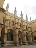 Bodleian Library in Oxford. United Kingdom, Europe Stock Photos
