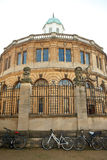 Bodleianbibliotheek Stock Foto's