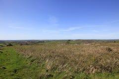 Bodmin legt Cornwall vast Stock Afbeelding