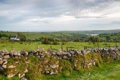 Bodmin legt Landbouwbedrijf vast Royalty-vrije Stock Afbeeldingen