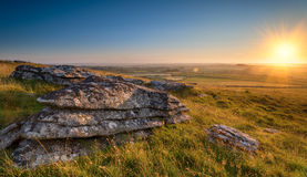 Bodmin Moor Royalty Free Stock Photos