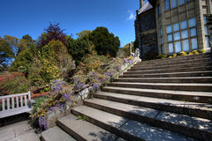 Bodnant Garden Royalty Free Stock Photography