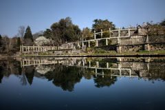 Bodnant Gardens Stock Images