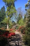 Bodnant Gardens Stock Image