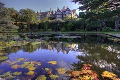 Bodnant Gardens Royalty Free Stock Photos