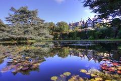 Bodnant Gardens Stock Photos