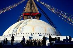 Bodnath Stupa Stock Images