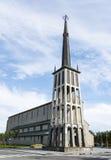 Bodo Cathedral Royaltyfria Foton