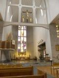 Bodo Cathedral stockbilder