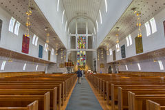 Bodo cathedral Royalty Free Stock Images