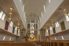Bodo Peace Cathedral stockfotos