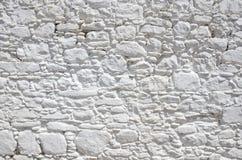 bodrum石turkiye墙壁白色 免版税库存图片