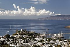 Bodrum Royalty Free Stock Image