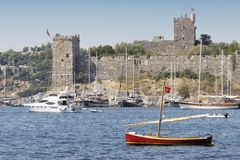 Bodrum Royalty Free Stock Photo
