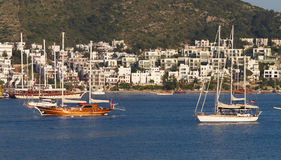 Bodrum Royalty Free Stock Photos
